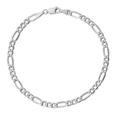 Womens 14K Gold Chain Bracelet