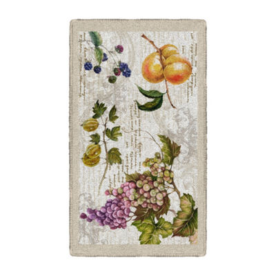 Brumlow Timeless Fruit Printed Rectangular Runners