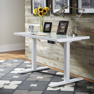 Signature Design by Ashley® Baraga Adjustable Height Desk