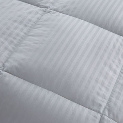 Never Down White All Season Down Alternative Comforter