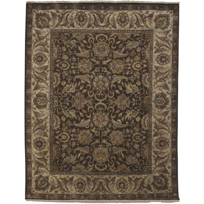 Amer Rugs Luxor A Hand-Knotted Wool Rug