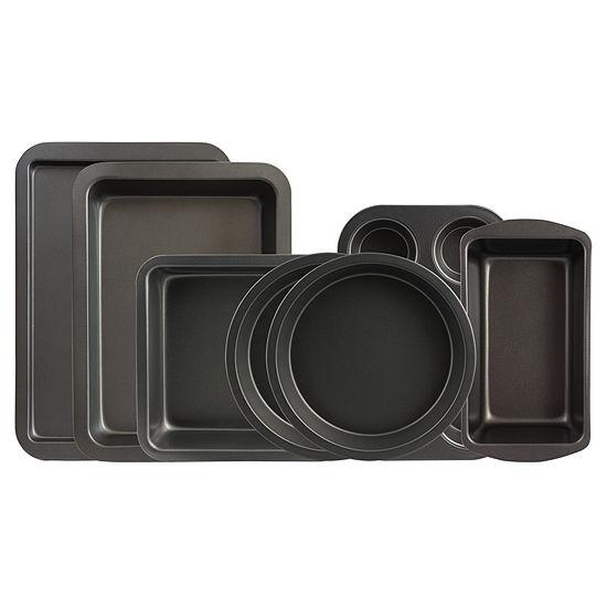 Range Kleen Nonstick Bakeware 7pc Set 7-pc. Non-Stick Bakeware Set