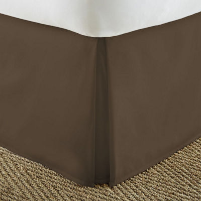 Casual Comfort  Luxury Pleated Bed Skirt