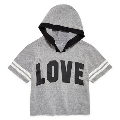Xersion Pullover Love Hoodie Girls' 4-16