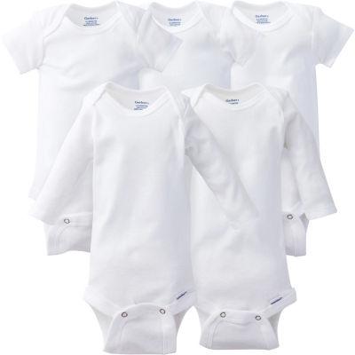 Gerber Bodysuit Set-Baby Unisex