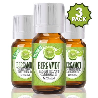 Healing Solutions Bergamot Essential Oil