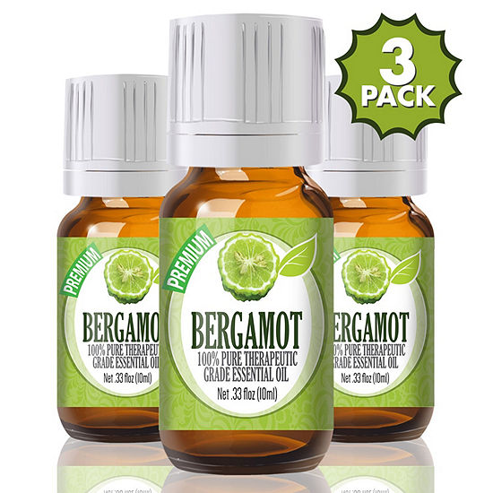 Healing Solutions Bergamot Essential Oil