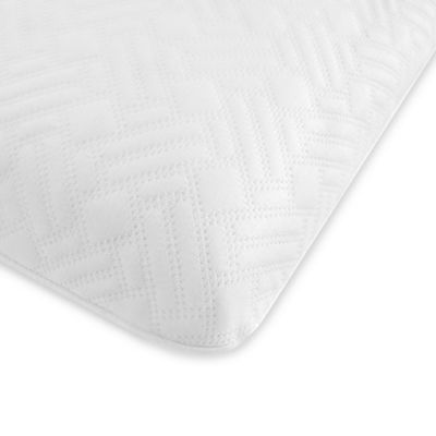 Sharper Image Gel Infused Memory Foam Conventional Pillow