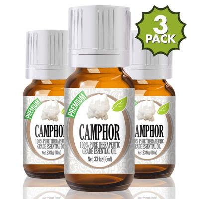 Healing Solutions Camphor Essential Oil