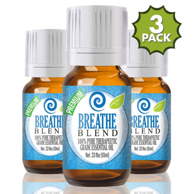 Healing Solutions Breathe Blend Essential Oil