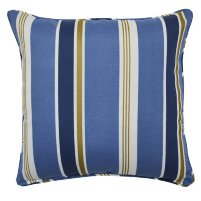 Heatwave Square Corded Outdoor Pillow