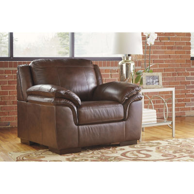Signature Design By Ashley® Islebrook Leather Accent Chair