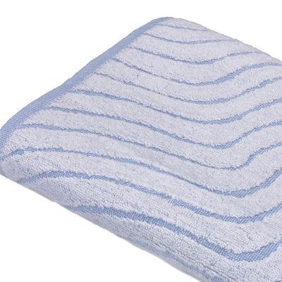 "Splash Jacquard Blue Wave 30""x60"" Pool Towel 24-pk."