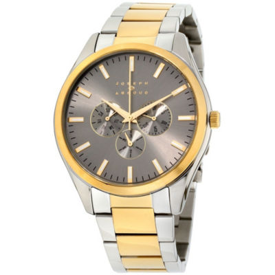 Joseph Abboud Mens Two Tone Watch-Ja3198s648-855