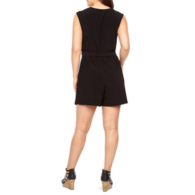 Emma And Michele Sleeveless Romper