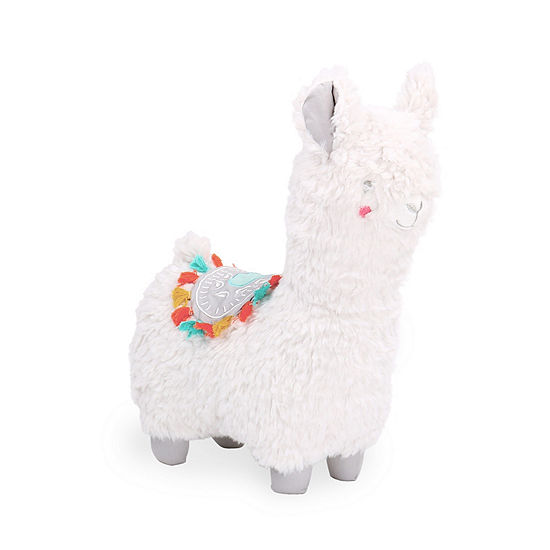 The Peanut Shell Little Llama Stuffed Animal