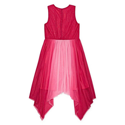 Knit Works Sleeveless Party Dress - Big Kid Girls