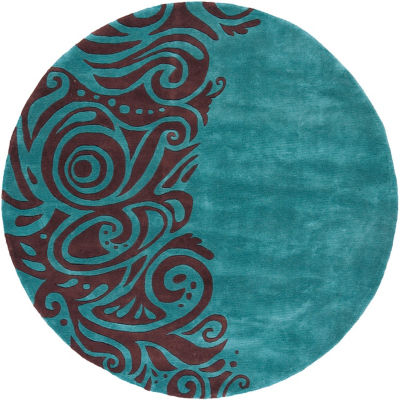 Momeni New Wave 88 Hand Tufted Round Rugs