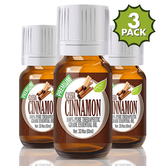 Healing Solutions Cinnamon Essential Oil