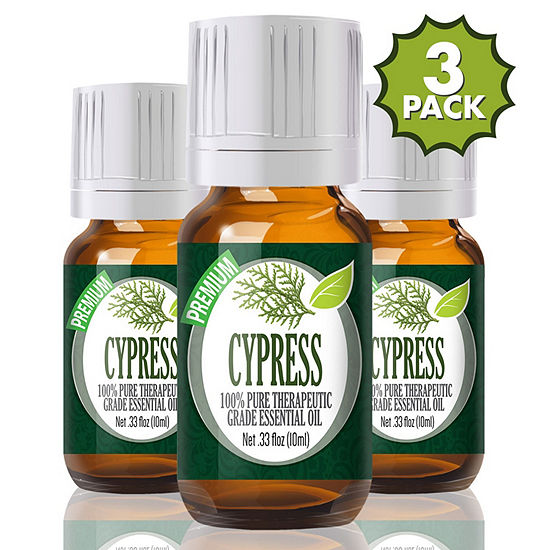 Healing Solutions Cypress Essential Oil