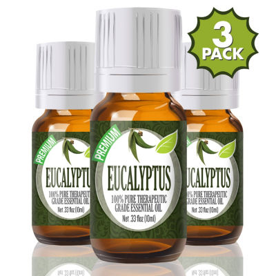 Healing Solutions Eucalyptus Essential Oil