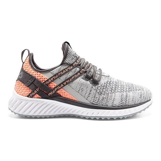 Fila Memory Realmspeed Womens Elastic Running Shoes