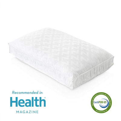 Malouf Z Gel Convolution Pillow - Low Loft