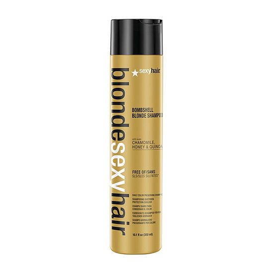 Blonde Sexy Hair® Bombshell Blonde Shampoo - 10.1 oz.