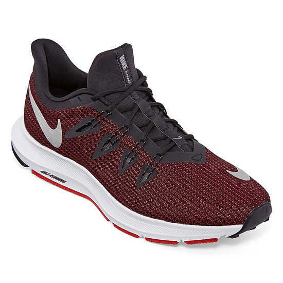Nike Quest Mens Lace-up Running Shoes