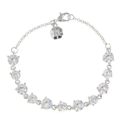 Monet Jewelry Womens Tennis Bracelet