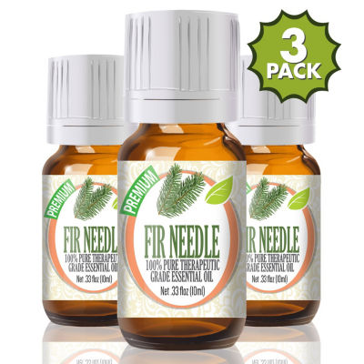 Healing Solutions Fir Needle Essential Oil