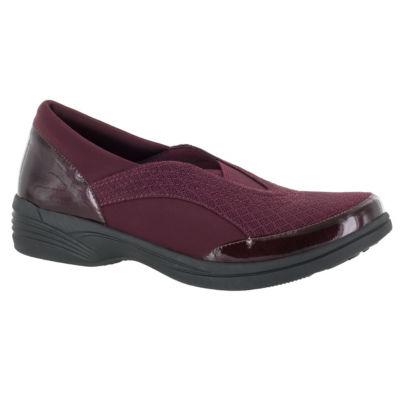 Easy Street Womens Solite By Easy Street Spontaneous Slip-On Shoe Round Toe