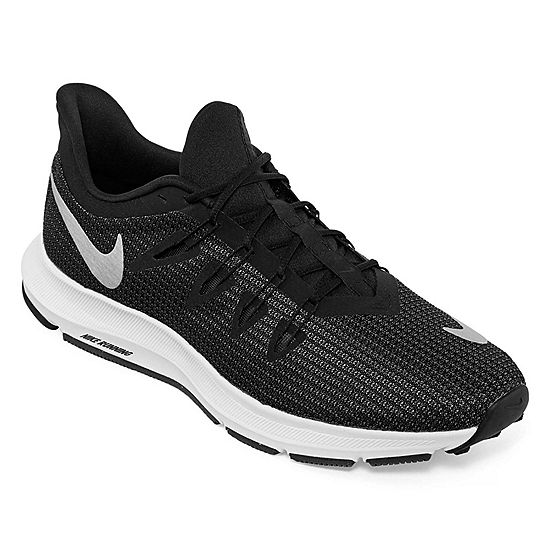 Nike Quest Mens Running Shoes Lace-up - JCPenney