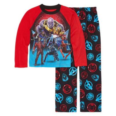 Avengers 2-pc. Pajama Set Boys