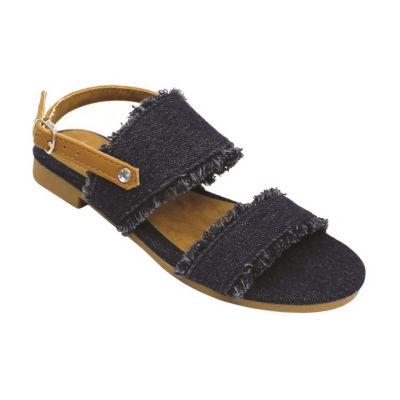 Nicole Miller Novem Girls Heeled Sandals