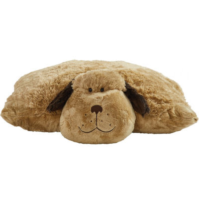 "Signature Snuggly Puppy 18"" Plush Pillow Pet"