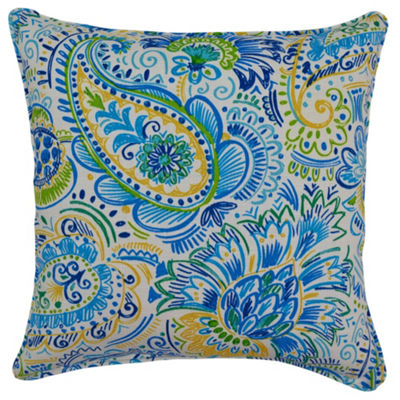 Gilford Square Corded Outdoor Pillow