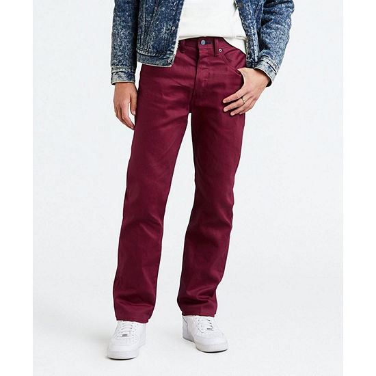 Levis 501 Color Shrink To Fit Jean Jcpenney