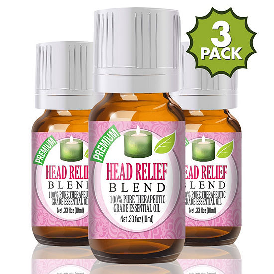 Healing Solutions Head Easeblend Essential Oil
