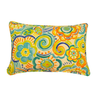 Bronwood Oblong Corded Outdoor Pillow
