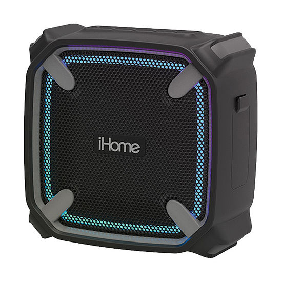 iHome iBT371BGC Waterproof Floatable Bluetooth Wireless Speaker