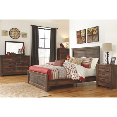 Signature Design by Ashley® Quinden 4-Pc Bedroom Set