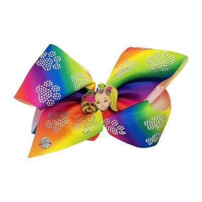 JoJo Siwa Signature Rainbow Bow Bow Emoji Bow