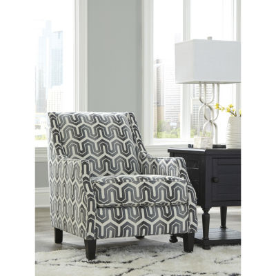 Signature Design By Ashley® Gilmer Slope Arm  Accent Chair