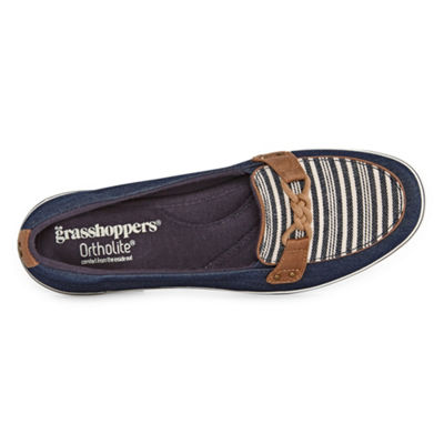 Grasshoppers Windham Womens Boat Shoes