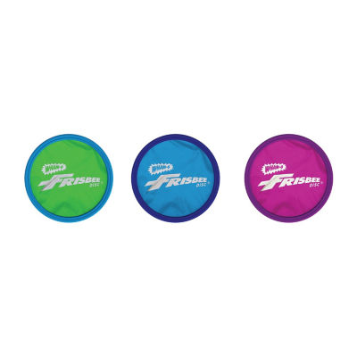 WHAM-O Pocket Frisbee 3-Pack