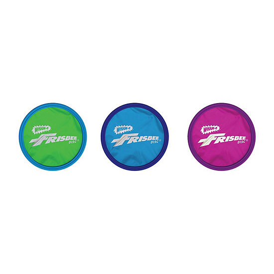 WHAM-O Pocket Frisbee 3-Pack