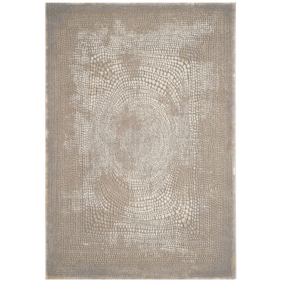 Safavieh Meadow Collection Benson Dots Runner Rug