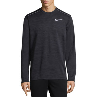 Nike Long Sleeve Crew Neck T-Shirt