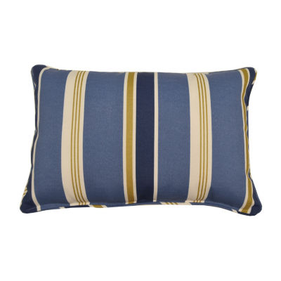 Heatwave Oblong Corded Outdoor Pillow